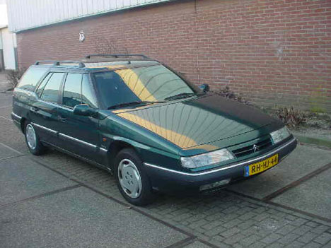 Фото Citroen XM Break (Y4)