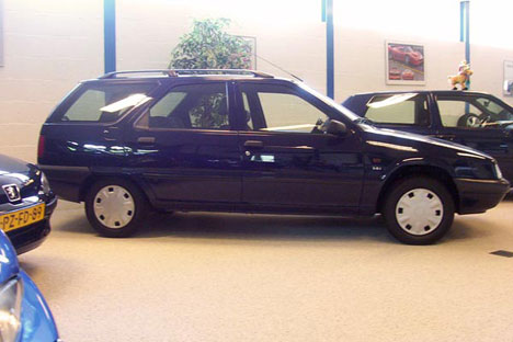 Фото Citroen ZX Break (N2)