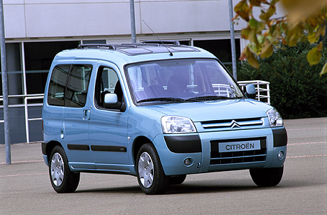 Фото Citroen Berlingo (MF)